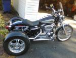 Sportster 1200C Trike